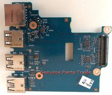 Genuine original For HP ProBook 650 G1 655 G1 USB audio board Network Interface Board 6050A2566801 6050A2566801-usb-a03