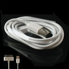 MOSUNX 2M 6FT USB Date Sync Charger Cable Cord For Apple iphone 4 4S 3G 3GS ipad Ipod Futural Digital Hot Selling F35