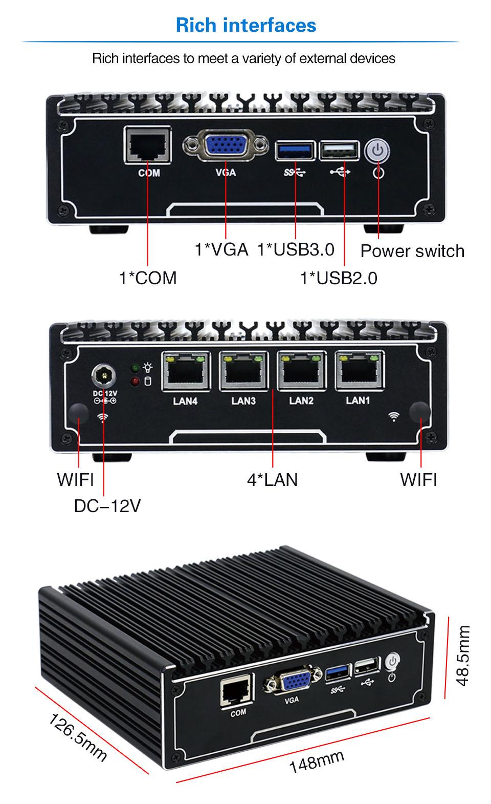 mini pc server 8