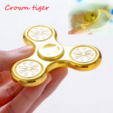 Buy fidget spinner plastic UV electric Plating Finger Hand Spinner Autism/ADHD Rotation long Stress Relief anti stress Toys Gift for $2.02 in AliExpress store