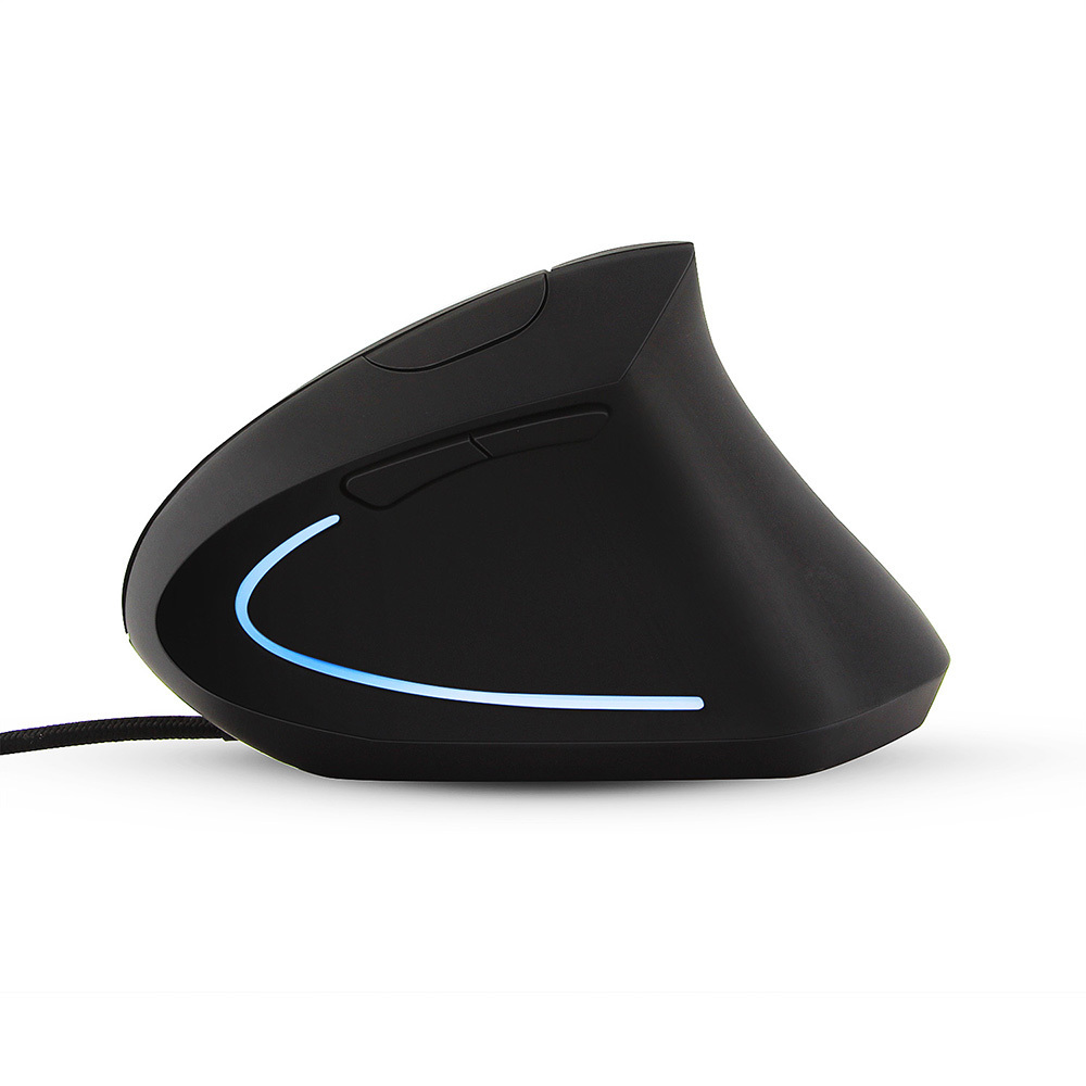 Wired Vertical Mouse for computer