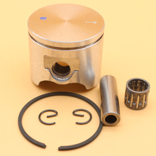 42MM Piston Ring Bearing Kit For Husqvarna 340 345 345e 346 346XP & EPA Chainsaw # 503907371 / 503 90 73 71