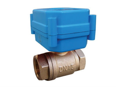 DN15 elecric valve 3 wires, 1/2 brass electric valve, DC3-6V motoried valve for water control<br><br>Aliexpress