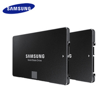 Samsung Internal SSD 850 EVO 2TB 120GB 250GB 500GB 1TB Solid State HD Hard Drive SATA III High Speed for PC Laptop free shipping(China)