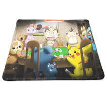 Best Sell High Quality Large Rubber Mousepad Cute Animal Printing Computer Mousemat Funny Gaming Mice Mats To Mouse Gamer(China)