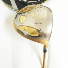 New mens golf clubs S-05 golf driver 9.5 or 10.5 loft with graphite golf shaft R S or SR flex Driver clubs free shipping