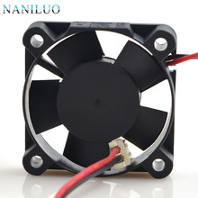 NANILUO Free Shipping wholesale KDE1204PFB2-8 4CM 40mm video card DC fan 4010 12V 0.6W silent fan(China)