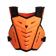 Motorcycle Armor JacketS Motocross Outdoor Sport Protective gear Shockproof Breatheable Chest Back Body Protectors(China)