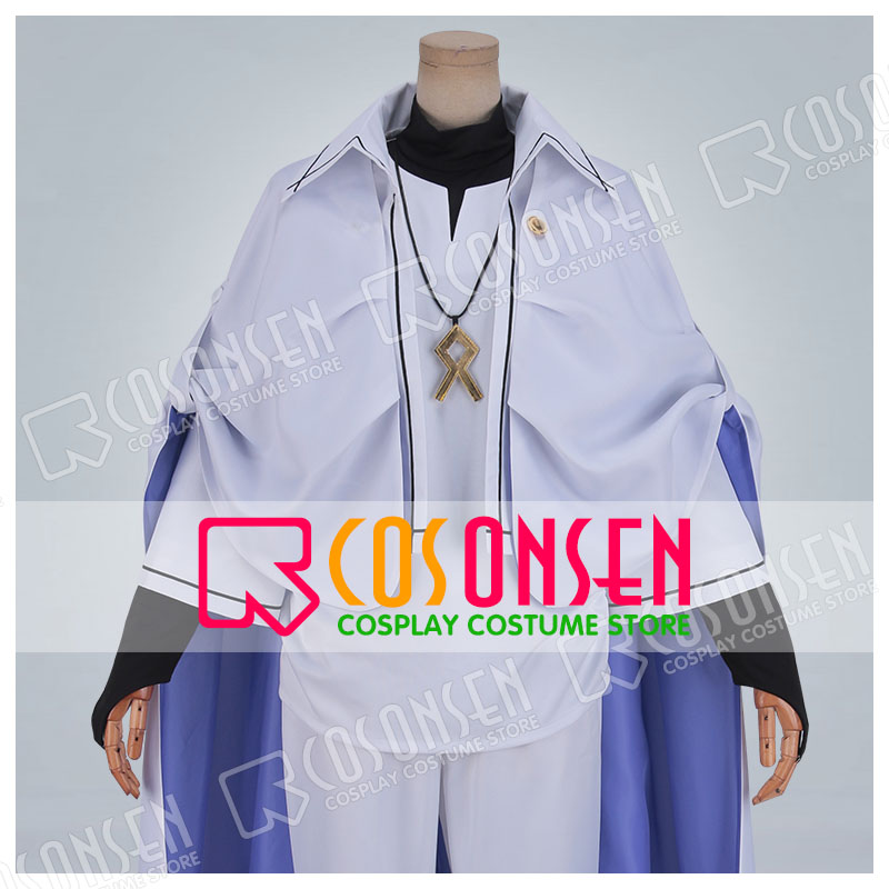 Bungo stray dogs: DEAD APPLE Tatsuhiko Shibusawa Cosplay costume COSPLAYONSEN All Size full set Poly blend