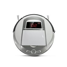 Robotic Vacuum Cleaner Household Wireless Automatic Robot Cleaning for Home Floors and Pets(China)