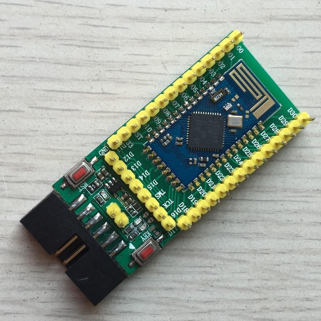 7*7mm CC2640RGZ high cost development board gold core board<br>