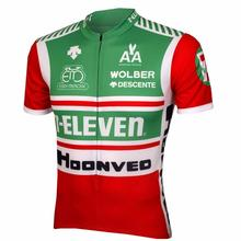 Buy 2017 Hot Men Cycling Jersey 7-ELEVEN Team Road Bicycle Clothing Bike Wear Clothes Ropa Ciclismo Short Sleeve Maillot Ciclismo for $12.69 in AliExpress store