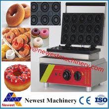 The hot sale commercial sweet donut molding machine / chinese automatic making machine/ price automatic donut making machine(China)
