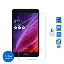Tempered Glass Screen Protector For Asus Fonepad 8 / FE380CG FE380CXG FE8030CXG FonePad8 8.0 inch Tablet Protective Film Guard(China)