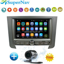 "Quad Core 7""1024*600 Android 5.1.1 Touch Screen Car Radio for Ssang Yong Rexton 2014 with Radio DVD GPS Navigation Wifi Free map"