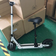 small hot sale foldable electric bike scooter giroskuter with speed display NO TAX fast UPS shipping