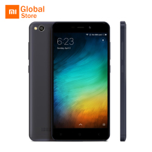Original Xiaomi Redmi 4A 2GB RAM 16G ROM Mobile Phone Snapdragon 425 Quad Core 13MP 5.0 inch 1080x720 3120mAh MIUI 8 Smartphone