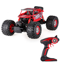 ZG-C1201W 1:12 RC Car 2.4G 4WD Metal Alloy Body Shell Amphibious Crawler RC Buggy Car Remote Control Climbing Cars Big Wheels