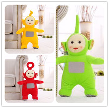 Hot Sale Teletubbies Plush Doll Toys 4pcs/set 20cm Teletubbies Stuffed Toys Baby Kids Toys High Quality(China)