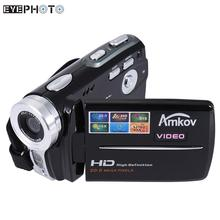 DV164 3.0 Inch LCD Screen Digital Camera 720P 30FPS 20MP 16X Digital Zoom Anti-shake Digital Video DV Camera Camcorder