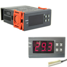 Buy 12V Digital Temperature Controller Thermostat w/Sensor Control Relay #D8277# for $8.18 in AliExpress store