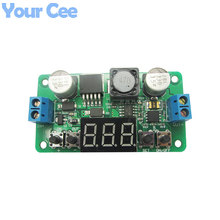 LM2596 DC-DC Step Down Power Supply Buck Converter Module Adjustable Regulator Constant Voltage Meter Voltmeter Led Display