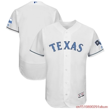 MLB Men's Texas Rangers Baseball White Father's Day Flex Base Team Jersey(China)