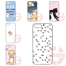 Cat On Photo Copy Custom Hard Coque Case For Motorola Moto X Play X2 G G2 G3 G4 Plus E 2nd 3rd gen Razr D1 D3 Z Force