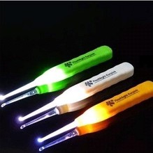 LED light ear cleaning flashlight ear pick (10 pieces)(China)