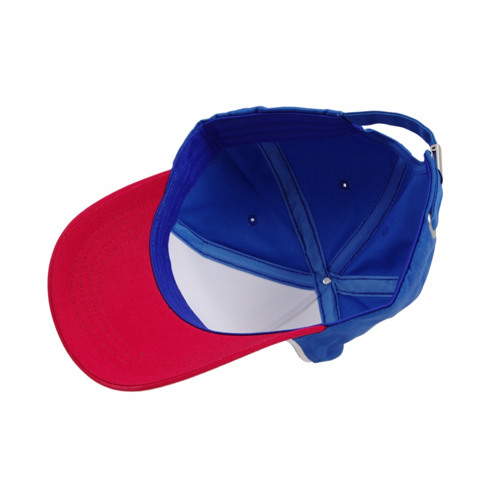 Stranger Things Drama Cosplay Dustin Snapback Caps Baseball Mesh Trucker  Cap Hat Adjustable Halloween Costume for Man Woman Kids  91f1cdf8297f