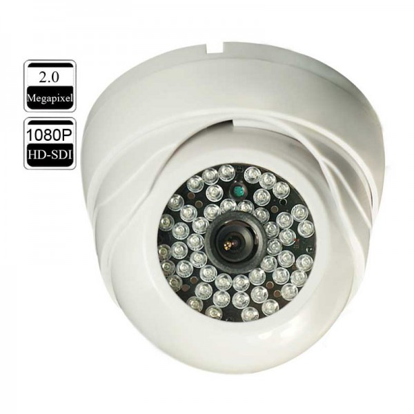 HD Security CCTV Surveillance SDI Dome Camera 1080P Metal IR Night Vision 3.6MM<br><br>Aliexpress