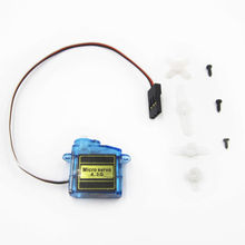 MiNi Micro 4.3g Servo For Control Aeromodelling Aircraft Flight Direction
