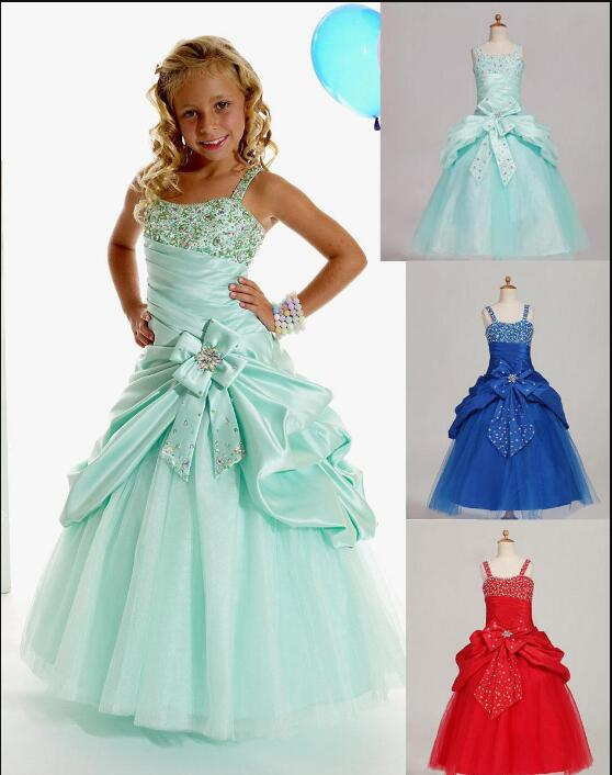 High Quality Wholesale pageant dresses for girls size 12 from ...