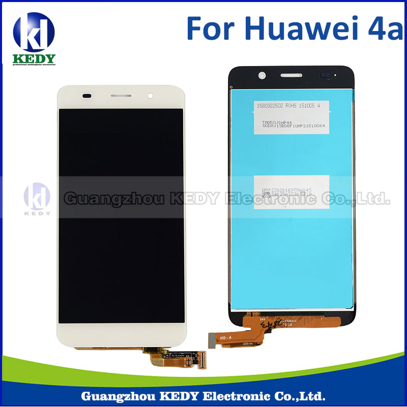 1pcs Original For Huawei Honor 4a LCD DIsplay + Touch Screen Digitizer Assembly<br><br>Aliexpress