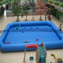 Shanghai factory High quality Large adult indoor family swimming pool inflatable pool for sale good price(China)