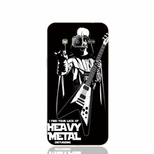 22419 Star Wars Darth Vader play Heavy Metal cell phone case cover for Samsung Galaxy J1 MINI J2 J3 J7 ON5 ON7 J120F 2016