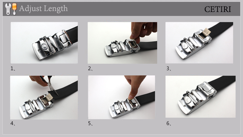 HTB1x4YwQFXXXXanXVXXq6xXFXXX2 - CETIRI Men's Top Cowhide Genuine Leather Ratchet Dress Automatic Buckle Belt Luxury Belts Business Belts For Men Cinto 140cm