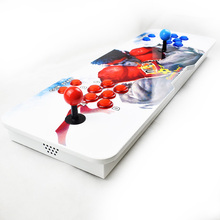 Pandora's box 4s plus 815 in 1 game arcade console usb joystick arcade buttons with light 1 player 2 players control pandora box(China)