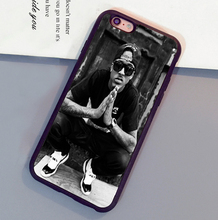 Fashion August Alsina Printed Mobile Phone Cases Bags For iPhone 6 6S Plus 7 7 Plus 5 5S 5C SE 4S Soft Rubber Skin Back Cover