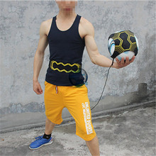 Blue Song latest soccer Sports Belt Football Kick Training Belt for Football training band best Christmas gift for Boyfriend(China)