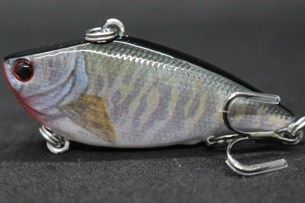 17 wLure Life Like Pattern Fishing Lure with Upgraded Treble Hooks 31