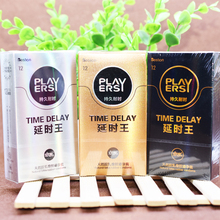 Buy Players Delay Condoms 36 Pcs 3 Types Ultra thin Ice Fire Dotted Natural Latex Double Lubricated Condom Sex Toys Men