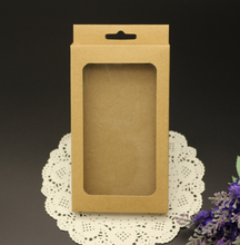 Wholesale! 180Pcs White/Black/Kraft blank Package hook Case Cardboard Display For Jewelry/Battery/data cable(China)