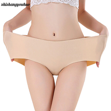 Hot Ice Sale Ice Silk Ultrathin Quick Dry One Piece Women Seamless Large Plus Size Sexy Lace Panties Briefs Underwear