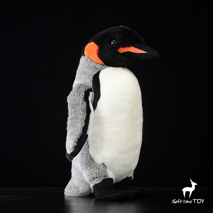 Plush Penguin Doll Big Toy  Simulation Antarctic Penguins  Animals  Childrens  Gifts Toys  Pillow<br>