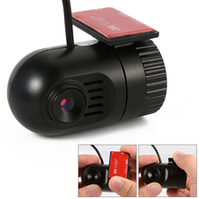 High Definition Super Mini Car Video Recorder Wide Angle HD Dashcam Recorder DVR for 12V Vehicle(China)