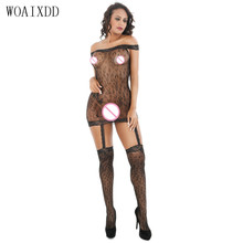 Buy Women Sexy Bodystocking Latex erotic lingeries Open Crotch Nylon Fishnet Body stocking Hot Sexy Bodysuit Sexy Costumes underwear