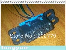 longyue 2pcs 96-Newer OBD2 OBDII ALDL Wiring Harness Connector LS1 LT1 Camaro Corvette 20cm wire(China)