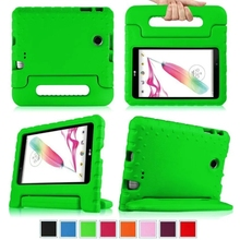 Kids Shock Proof Convertible Handle Light Weight Super Protective Stand Cover for 8 inch LG G PAD F 8.0 V495/ V496 Tablet Only