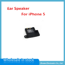 10pcs/lot NEW Ear Piece Earpiece Speaker for iPhone 5 5G Flex Cables replace parts free shipping with Tracking Number